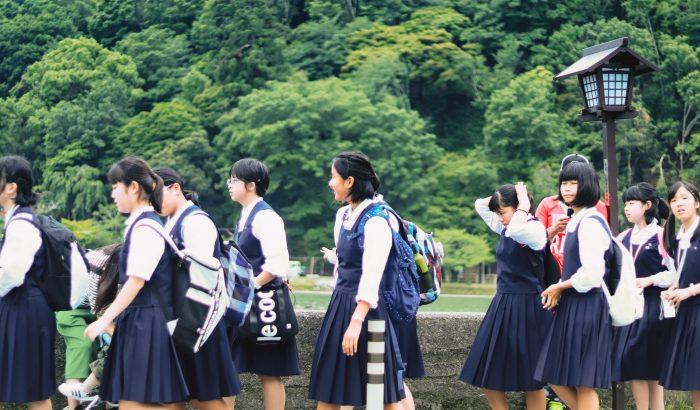 A szöuli iskoláslányok végre olyan bugyit hordhatnak, amilyet akarnak
