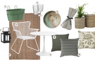 Modern, természetes, eklektikus: így rendezd be a teraszod!