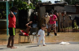 Ezekben az országokban fogja leginkább érinteni a gyerekeket a globális felmelegedés az UNICEF szerint
