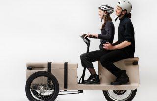 Műanyag hulladékból nyomtattak elektromos biciklit