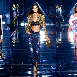 A fény inspirálta a Dolce & Gabbana kollekcióját