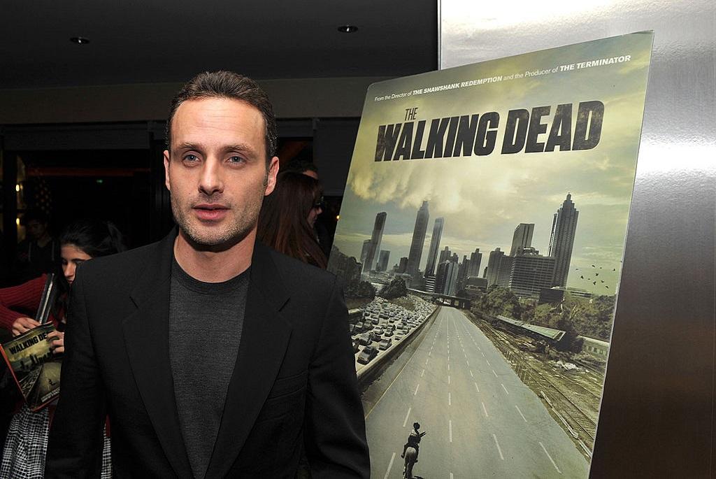 Andrew Linoln The Walking Dead