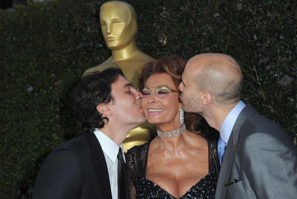 Sophia Loren fiaival, Carloval és Edoardoval