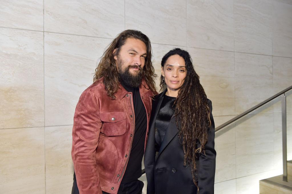 Jason Momoa és Lisa Bonet