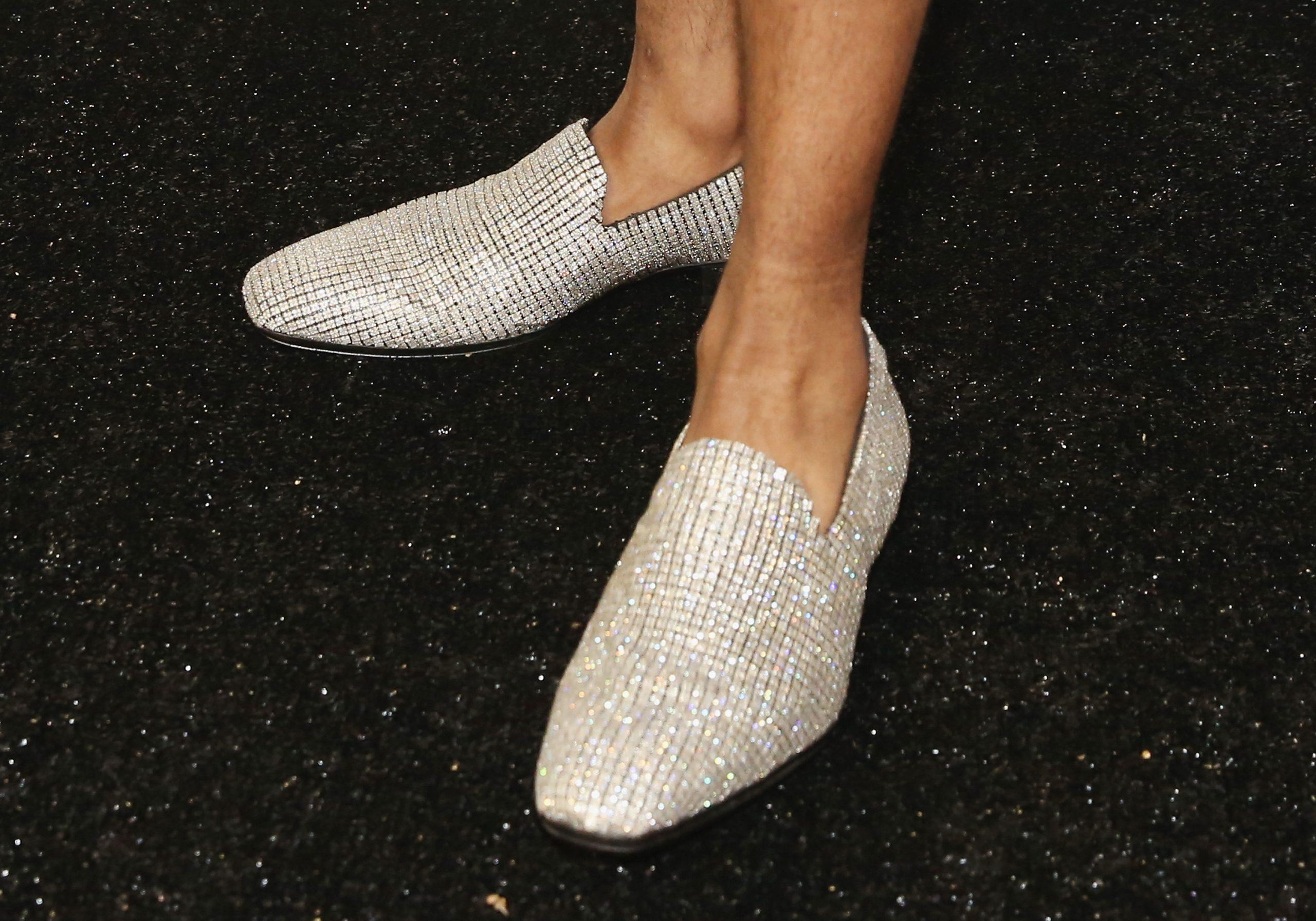 gyémánt loafer
