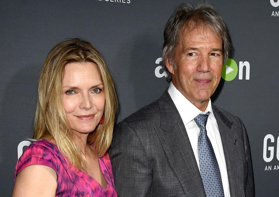 Michelle Pfeiffer és David E. Kelley