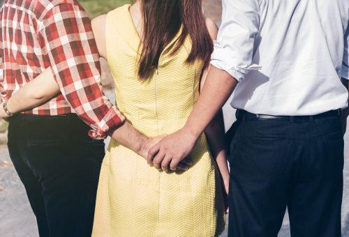 """""""A férjem megcsalt egy férfival, de nem adtam fel a házasságunkat"""""""