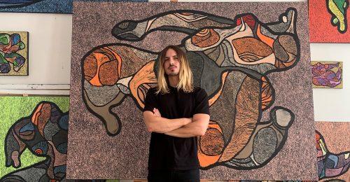 Kertész Attila új kiállítása még a héten látható