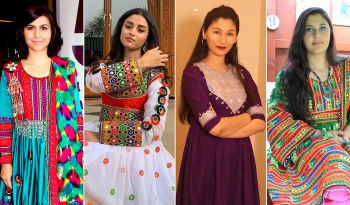 El a kezekkel a ruhámtól! – Afgán nők ruháival a talibán ellen