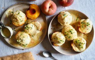 Grillezett őszibarack – tízperces recept