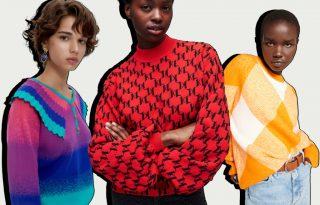 10 kötött pulcsi, ami fittyet hány az őszi szürkeségre