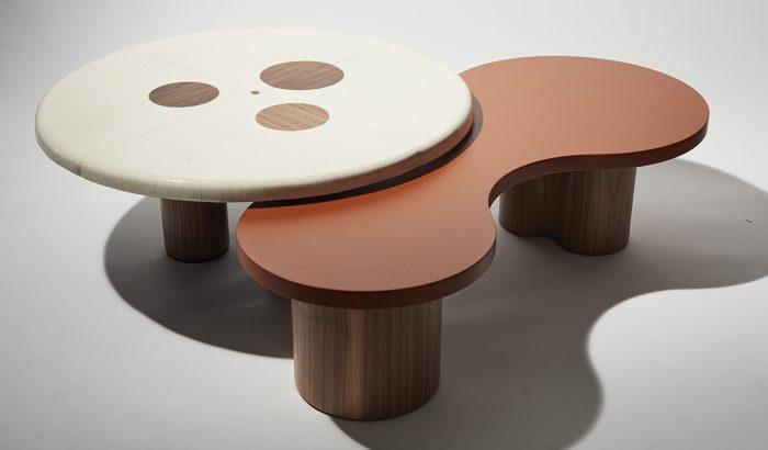 Játékos eleganciával hódít a hullámzó bútorkollekció