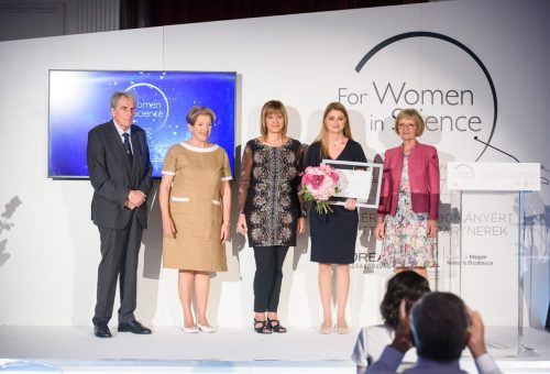 Megvannak a L'Oréal-UNESCO díj idei nyertesei