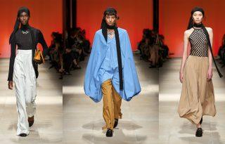 A női szerepek sokfélesége ihlette a Ferragamo kollekciót