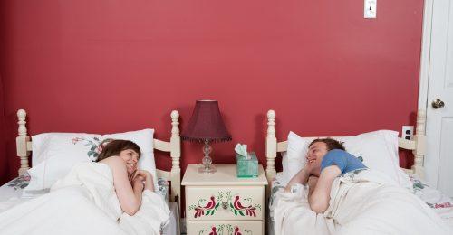 """""""12 év házasság után végre külön alszunk. Nincs ennél nagyobb áldás egy anyának"""""""