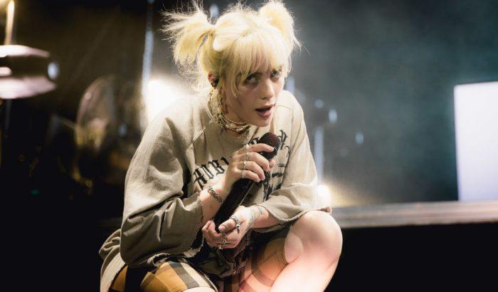 Ismét egy rekord: Billie Eilish lesz a Glastonbury Fesztivál történetében a legfiatalabb szóló fellépő