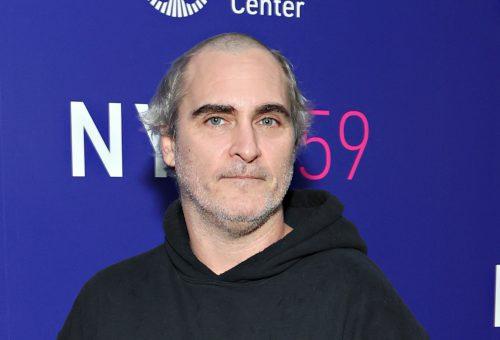 Nem teljesen értjük Joaquin Phoenix bizarr új frizuráját