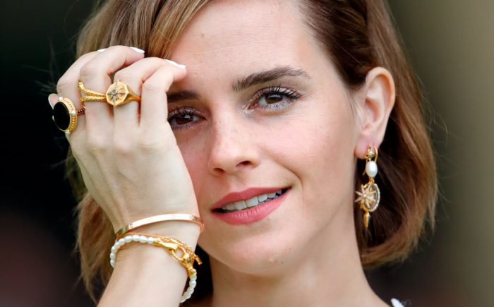 Emma Watson újrahasznosított ruhában vonult a zöld szőnyegen