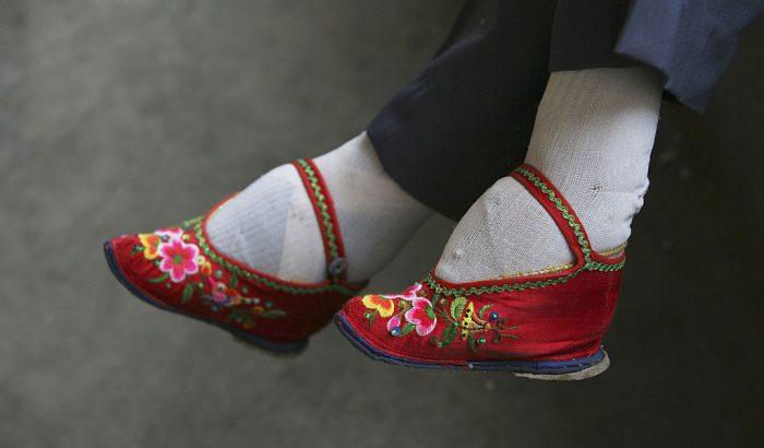 Lótuszláb: kínai nők millióit nyomorították meg a férfiak kedvéért