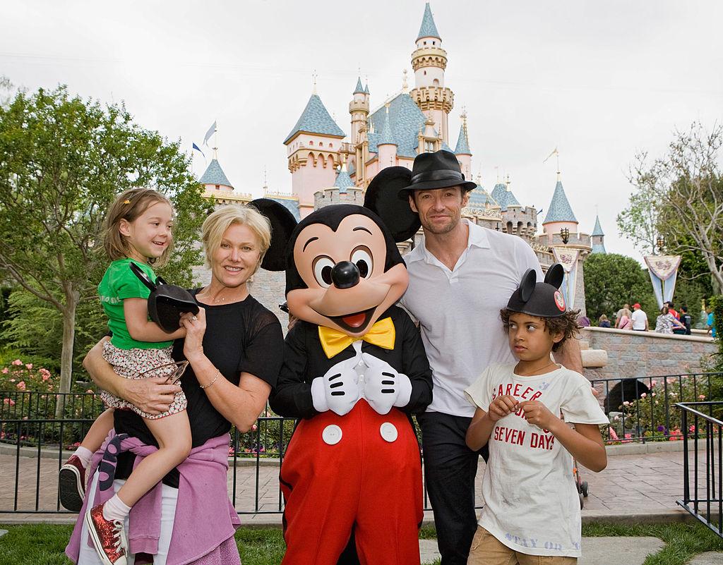 Hugh Jackman magánélete, felesége és gyerekei