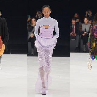 Amerikai művész inspirálta a Givenchy tavaszi kollekcióját
