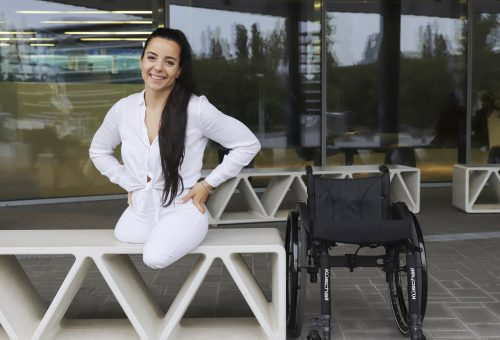 """Illés Fanni paralimpikon: """"Sose kívántam, hogy bárcsak lenne lábam"""""""
