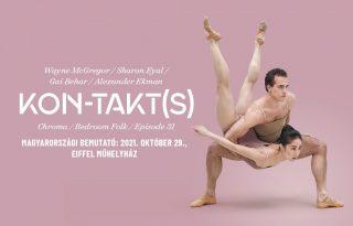 A White Stripes zenéjére készült díjnyertes előadást mutat be a Magyar Nemzeti Balett