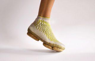Gombából és kutyaszőrből készült a fenntartható sneaker
