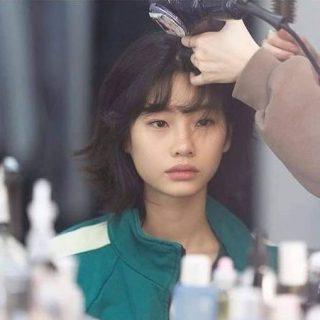Már szépségtrend is épül a világsikert elért koreai Squid Game-re